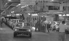 Camaro factory