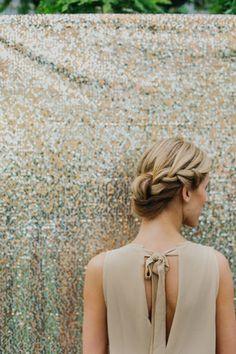 Bridesmaids hair idea