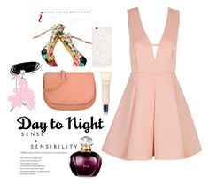 """""""Untitled #320"""" by andel23 on Polyvore featuring Michael Kors, Estée Lauder, DayToNight and romper"""