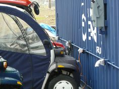 16 Best Gem Frequently Asked Questions S On Pinterest. Here Are Some S Of The Recentlyinstalled Solarpowered Electric Vehicle Charging Station At Brooklyn Bridge Park 's Pier It Was D. Wiring. Gem Car E6 Wiring Diagram Battery At Scoala.co