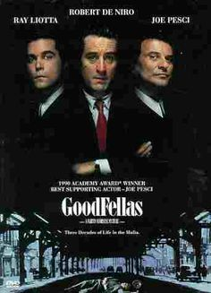 Goodfellas - Drei Jahrzehnte in der Mafia * IMDb Rating: * 1990 USA * Darsteller: Robert De Niro, Ray Liotta, Joe Pesci, Ray Liotta, Martin Scorsese, See Movie, Movie Tv, Image Cinema, Goodfellas Movie, Lorraine Bracco, Action Movies, Robert De Niro