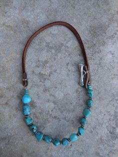 Bezel Wrapsady /'Peruvian Princess/' Amazonite 3-Stone Copper Wire Bracelet