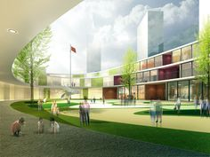 Gallery of UDG China Breaks Ground on Wuxi Kindergarten - 3