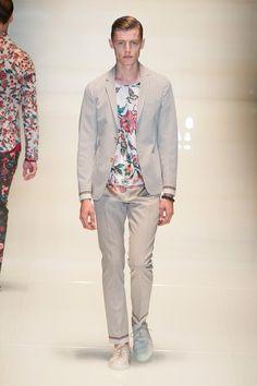 Gucci Spring / Summer 2014 men's