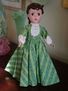 "Vintage Madame Alexander Hard Plastic Little Women Jo 14"" 15"" Mint Condition | eBay"