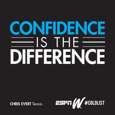 The Difference in a Champion   @espnW #ColdList   Find more at http://es.pn/1l4st1r