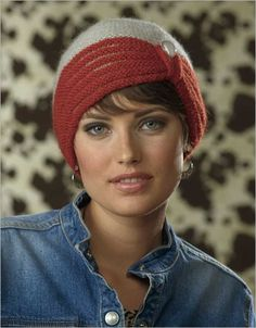 Cloche Hat Free Knitting Patterns | In the Loop Knitting