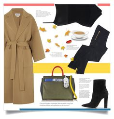 Untitled #226 by d-meggy on Polyvore featuring polyvore fashion style Loewe Wolford Gianvito Rossi Moschino clothing