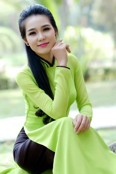 Kim Cuong Nguyen _ Áo dài