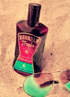 This was the smell of the beach in Summertime!