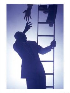 Getting Unstuck: Developing Skills to Climb the Leadership Ladder