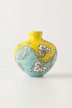 Anthropologie - Delicate Division Vase