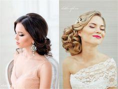 Najpiękniejsze fryzury ślubne: niskie upięcia