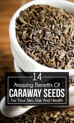 If there are ingredients that are beneficial to the skin, hair and health alike, then caraway seeds will top that list. These super seeds are a ...