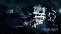Nydenion Battleship Repulse by Jacklionheart on deviantART