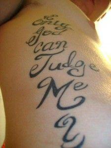 This ribcage tattoo just rocks my world.