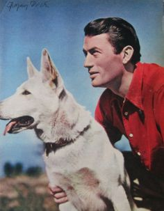 Gregory Peck & GSD
