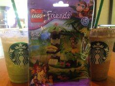 "Do what you love and Love what you have  ""I Love Monkey(ou)""  #quote #qotd #love #monkey #lego #instalego #legostagram  #legotivity #legophotography #legolife #legocollection #legofriends #animalseries #brick #stuckinplastic #toys #starbucks #morning #coffee #frappucino #greentea #holiday #l4l #like4like #likeforlike by dwinasandri"