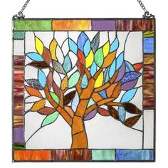 Image Result For Primary Color Fused Gl Tree Stained Panels Art