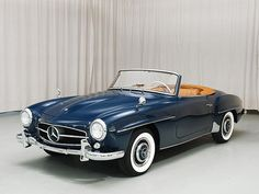 Mercedes Classic Car Buying Guide