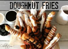 ~Doughnut Fries!