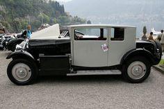 "1931 Avions Voisin - C14 ""Chartre"" Demi-Berline"