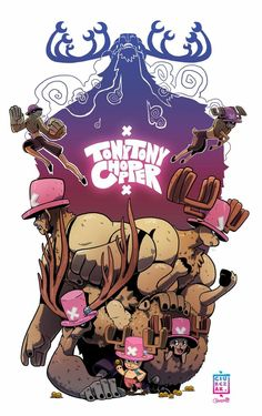 Tony Tony Chopper - One Piece Anime One Piece, One Piece Fanart, One Piece Luffy, One Piece Chopper, One Piece Figure, Manga Anime, Art Anime, Manga Girl, Anime Girls