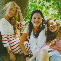 Mercedes Lambre,Lodovica Comello,Martina Stoessel!