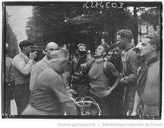 Tour de France 1936, 15e étape Perpignan-Luchon le 25 juillet : Sauveur Ducazeaux (Touriste routiers) vainqueur de l'étape