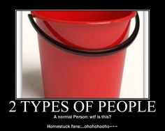 I'm the second type... :P