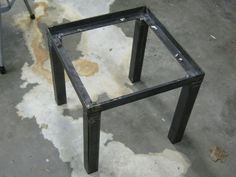 Building an End Table (Picture intensive)