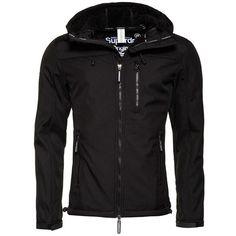 Superdry Winter Sherpa Hooded Sd-windtrekker (265 BRL) ❤ liked on Polyvore featuring men's fashion, men's clothing, men's outerwear, men's jackets, sale men coats and jackets, mens windbreaker jacket, men's embroidered bomber jacket, mens zip jacket, men's windcheater jacket and mens zipper jacket