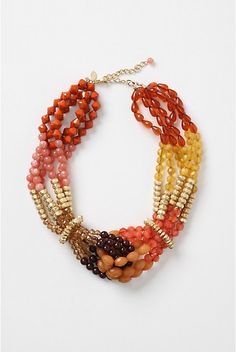 anthropologie necklace - Bing Images