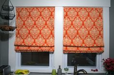 DIY Curtains | Leading The Good Life