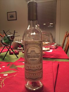 Great Sauternes enjoyed on Christmas. Cellared for 10 years and worth the wait.
