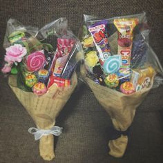 Creative Gifts, Cool Gifts, Winter Bridal Bouquets, Hd Flowers, Flower Art Images, Candy Bouquet, Wedding Candy, Birthday Diy, Birthday Ideas