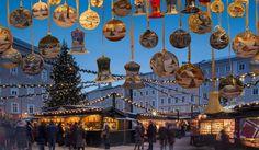 I mercatini di Natale più tradizionali