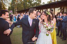 Bride and Groom, so inspirational! Farm Wedding. Photo by Beta e Borelli
