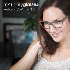 Are you ready for a pop of color? Our NEW style HELEN 23-17 in SMOKEY / ORANGE is perfect for anyone who is bold enough to rock a little orange. Style is for everyone!  Read more at http://websta.me/n/monkeyglasses/#cushpxsgRuV4QF4e.99