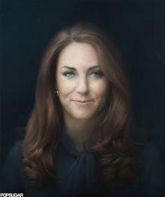 Kate's official portrait. Love it or leave it?