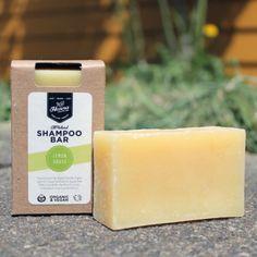 HCL® Organic Lemongrass Shampoo Bar