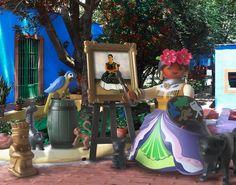 Quiero el playmobil de Frida!!!!