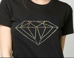 T-SHIRT FOR WOMAN ,BRIDES DIAMONDS