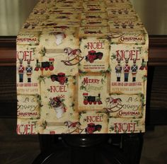 Hey, I found this really awesome Etsy listing at https://www.etsy.com/listing/470172960/christmas-table-runner-short-table