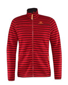 Argentière Zip M Simple Red Stripe