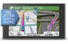 how to get navigation guide garmin connect