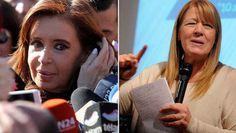 """CFK DESMINTIO A STOLBIZER: """"LA DIPUTADA UTILIZA LOS FUEROS PARA CALUMNIAR Y MENTIR""""   """"Todos los depósitos y bienes de la familia Kirchner se encuentran únicamente en la República Argentina"""" La ex presidenta dijo que la familia Kirchner nunca hizo un movimiento bancario extraño y responsabilizó a la diputada oficialista por cualquier agresión que pueda sufrir la familia por la divulgación de la difamación. La ex presidenta Cristina Fernández desmintió a la diputada oficialista Margarita…"""