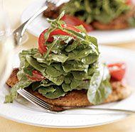 Chicken Salad Milanese