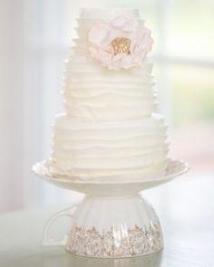 A dica de hoje é reinventar! Um pedestal de bolo pode ser feito com antigas louças que você ou sua vó tem em casa. Fica lindo e bem diferente! www.noivinhostopodebolo.com