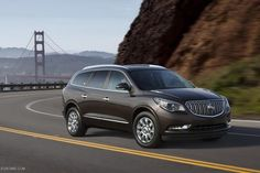 The Buick Enclave 2014 is the ideal road trip whip. Bugatti Cars, Audi Cars, Bugatti Veyron, Pixar Cars Birthday, Disney Cars Party, Car Party, Buick Enclave, Chevrolet Traverse, Buick Gmc
